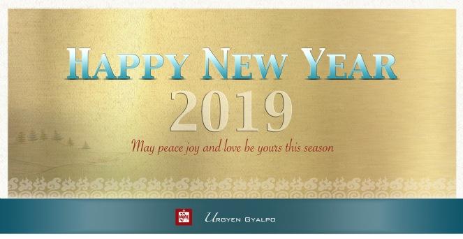 ! new year card 2019